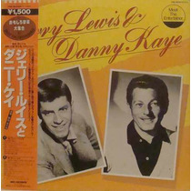 Jerry Lewis & Danny Kaye Lp Importado Meet The Entertainer