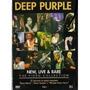Dvd Deep Purple New, Live & Rare- Vol1 Lacrado!