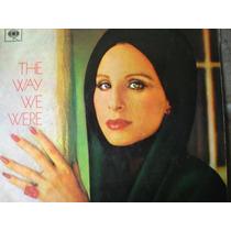 Lp - Barbra Streisand - All Love Is Fair - The Way We