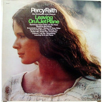Percy Faith - Lp Leaving On A Jet Plane 1969* Orquestra