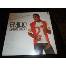 Lp Vinil Emilio Santiado - Brasileirissimas Autografado