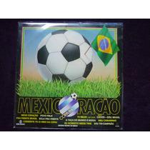 Vinil Mexicoração - Copa 86