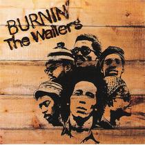 Cd Bob Marley & The Wailers - Burnin