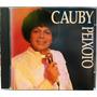 Cd Cauby Peixoto - Cauby É Show - 1989 - Impecável - Raro