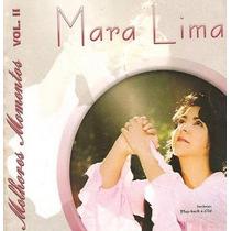 Cd Mara Lima - Melhores Momentos 2 / Bônus Playback.