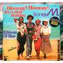 Boney M. Hooray! Hooray! Compacto Vinil Rca 1979 Especial