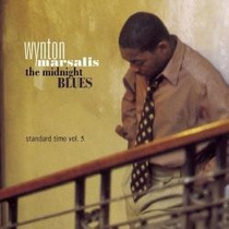 Cd - Wynton Marsalis - The Midnight Blues