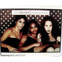 Cd Shemoves Breaking All The Rules - Importado (x7) - Single