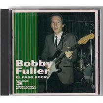 Bobby Fuller - El Paso Rock Vol. 2 - Lacrado - Frete Gratis