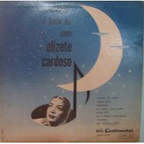 Elizeth Cardoso - Canções À Meia- Luz - 10 Polegadas