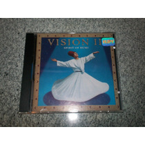 Cd - Vision 2 Spirit Of Rumi