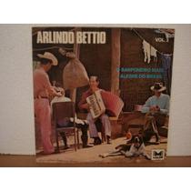 Arlindo Bettio-lp-vinil-sanfoneiro-vol 02-sertanej-forró-mpb