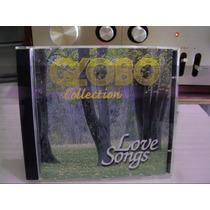 Cd Love Songs Globo Collection Internacional Frete 8,00 R$