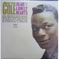 Lp Nat King Cole (dear Lonely Hearts) Capa Sanduiche