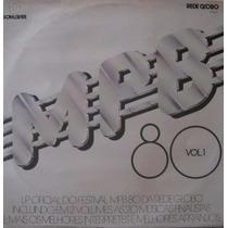 Mpb 80 Lp Vol 1 Oswaldo Montenegro Jessé Joyce Diana Pequeno
