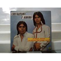 Chitaozinho E Xororo A Força Jovem Lp Vinil Copacabana 1977