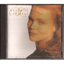 Cd-belinda Carlisle-the Best Of Belinda-vol.1