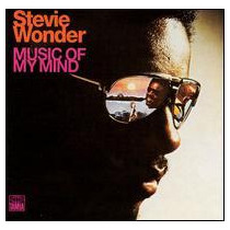 Cd Stevie Wonder Music Of My Mind =import= Novo Lacrado