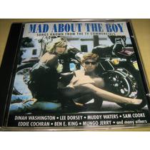 Cd Mad About The Boy - Flashbacks Românticos Internacionais