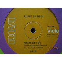 Julius La Rosa Compacto Where Do I Go 1970 Billy