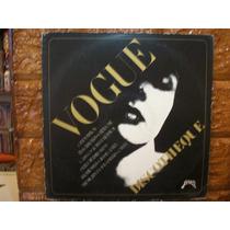 Vinil Lp Vogue Discotheque - Detroit,candi,tina Charles,cj&c
