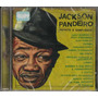 Cd - Jackson Do Pandeiro - Revisto E Sampleado - Lacrado