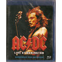 Blu Ray Ac/dc - Live At Donington - Novo***