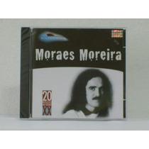 Cd Moraes Moreira C/20 Super Sucessos.novo.original.lacrado.