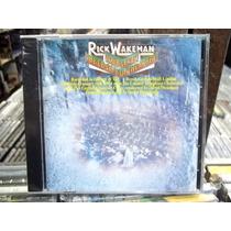 Rick Wakeman Journey Centre Earth Cd Importado Novo Lacrado