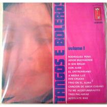 A2627 Lp Tangos E Boleros Vol 1 Série Chave Do Sucesso Da It