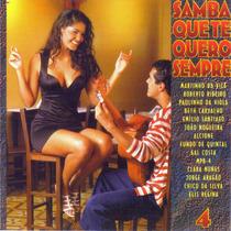 Cd Samba Que Te Quero Sempre