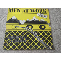 Men At Work Business As Usual Vinil