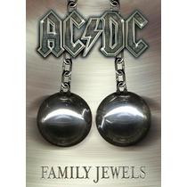 Dvd Ac/dc Family Jewels [eua] Duplo Novo Lacrado