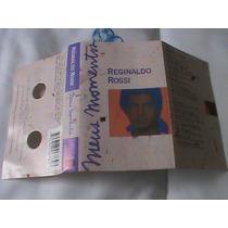 Fita K7 Reginaldo Rossi - Meus Monentos Coletanea 1995 Emi