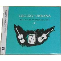 Cd Legião Urbana Abril Volume 8 - Música Para Acampamento 1
