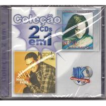 2 Em 1 - Rose Nascimento & Marcelo Nascimento - Cd - Mk