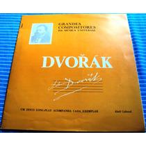 647 Mdv- Lp 1973- Música Clássica- Dvorak- Vol 14- Vinil
