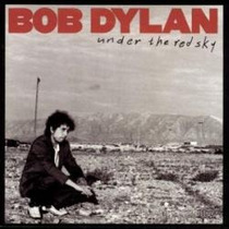 Cd - Bob Dylan - Under The Red Sky