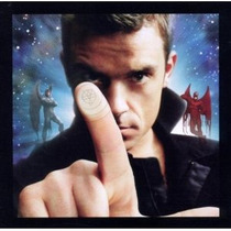 Cd - Robbie Williams - Intensive Care - Lacrado