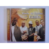 Roda De Samba Do Exalta - Cd Lacrado Original