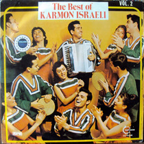 Lp Vinil - Karmon Israeli - The Best Of - 1976