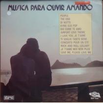 Lp - (060) - Coletâneas - Música Para Ouvir Amando