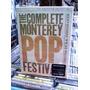 Monterey Pop Festival Complete Box 3 Dvd´s Importada Lacrada