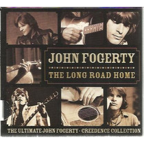 Cd John Fogerty The Long Road Home