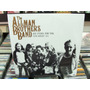 Lp - The Allman Brothers Band - A&r Studios:new York- 1971