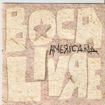 Cd Boca Livre - Americana - Novo***