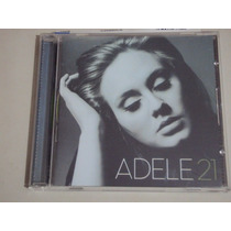 Adele 21 (lacrado)(eu) Cd Import