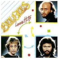 Cd Bee Gees - Love Hits (16 Baladas) Reaching Out, Run To Me