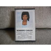 Fita K7 - Roberto Carlos - Tô Chutando Lata