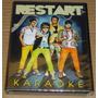 Restart Karaoke Dvd Novo E Lacrado Original